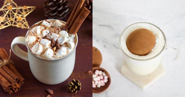 Met deze chocoladebom maak je warme chocolademelk in een oogwenk!