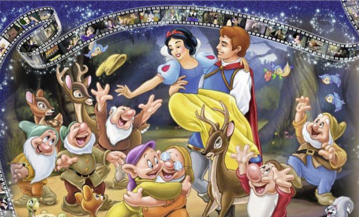 Winterdip? Maak dan deze gigantische Disney puzzel van 40.000 stukjes!