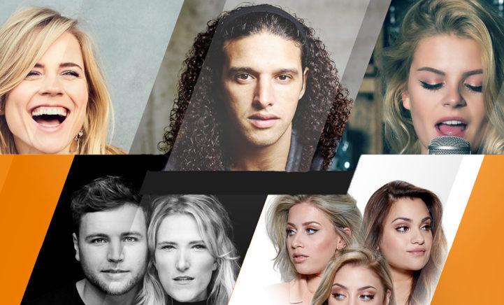 Zien: deze artiesten spelen tijdens de 100% NL Awards!