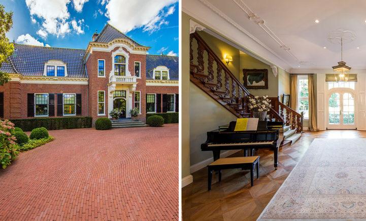 Gluren bij de buren: dit is het duurste huis dat er op Funda staat!