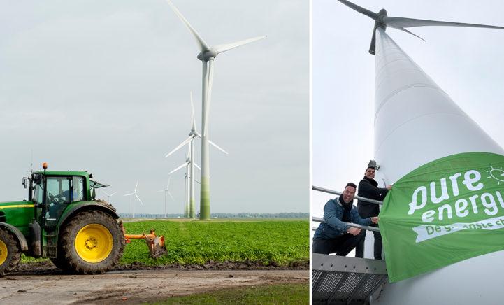 Wist je dit al? Hier komt de groenste energie van Nederland vandaan!