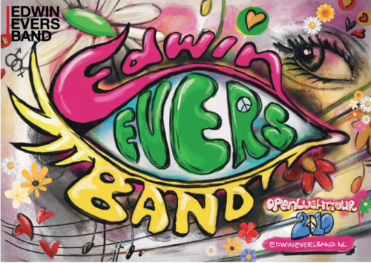 100%NL Magazine Edwin Evers Band