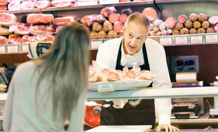 Haha: deze slager maakt gehakt van je moppen!