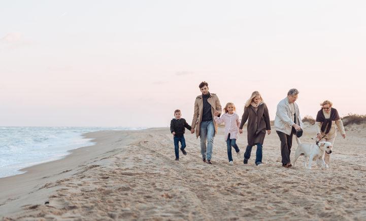 Wetenschap: een strandwandeling heeft gigantisch veel gezondheidsvoordelen!
