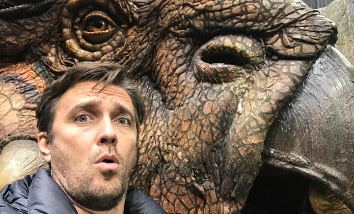 Dit weekend loop je tussen de dinosauriërs in Ziggodome!