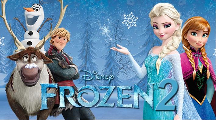 OMG: De eerste beelden van Frozen 2 zijn er eindelijk!!!