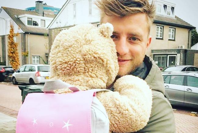 Jan Versteegh maakt geslacht tweede kindje bekend!
