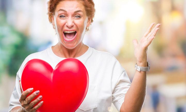 Roodharige vrouwen worden meest verrast op Valentijnsdag!