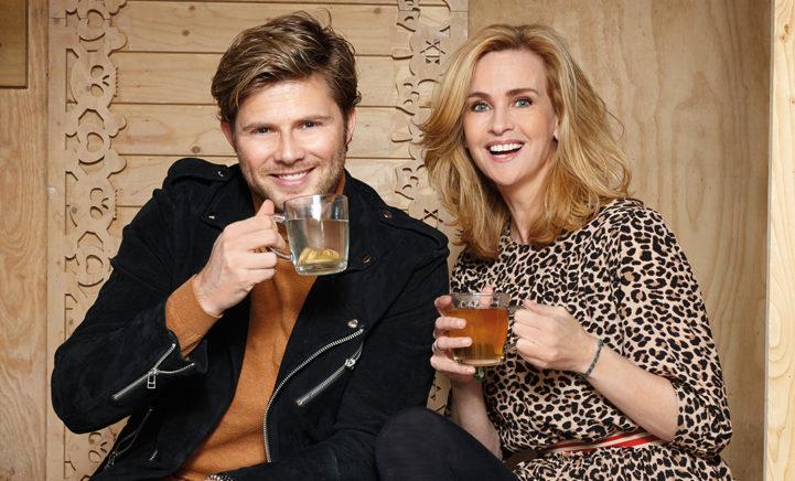 Katja: 'Deze zomer is het zover: Freek en ik gaan trouwen!'