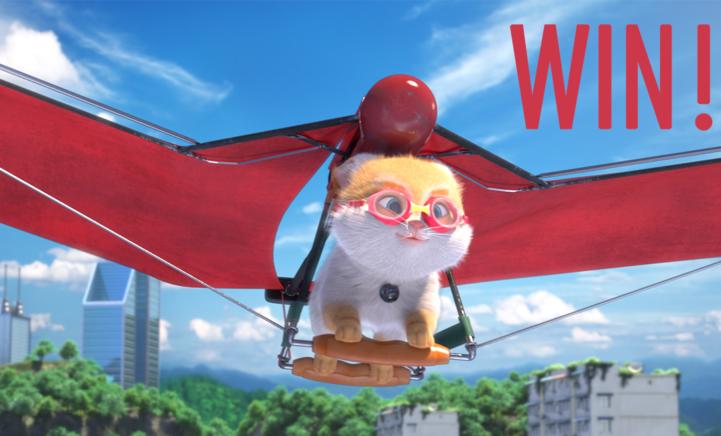 WIN 2 tickets voor de nieuwe film 'Cats: op zoek naar Kattopia'
