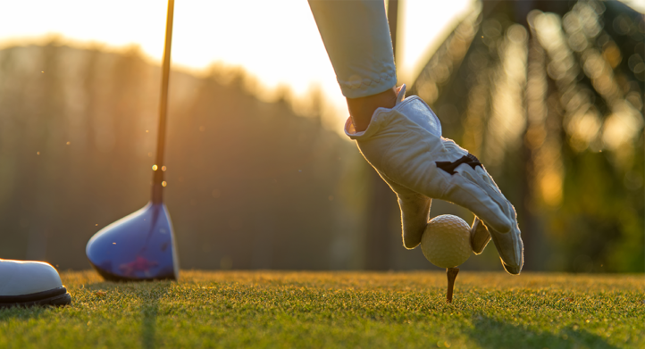 100%NL Magazine golf