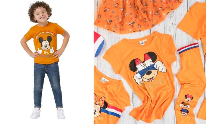 OMG! Kruidvat komt met een Koningsdag Disneycollectie voor kids!