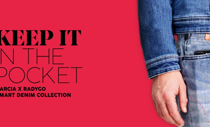 WIN: Denim jack en jeans van de Garcia x RadyGo Smart Denim Collectie!