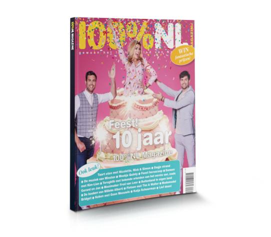 100%NL Magazine