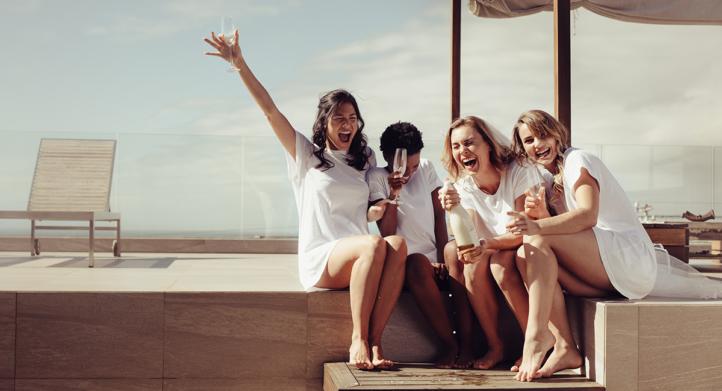 100%NL Magazine vriendinnen
