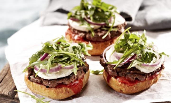 De 5 lekkerste manieren om je hamburger te bereiden!