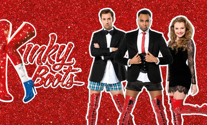 Kinky Boots: een hilarische, brutale en ontroerende musical!