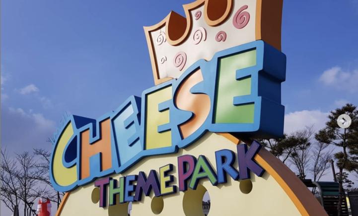 OPGELET: er bestaat een Kaas-pretpark!
