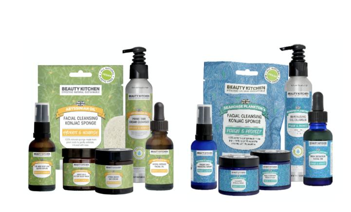 Duurzame relaunch van Beauty Kitchen Skin Care