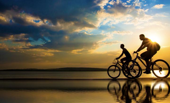 Pak je fiets en waai uit langs de Noord-Hollandse kust!