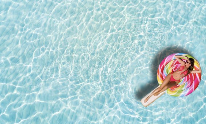Wow! Er komt een 360° infinity pool (en daar wil je heen!)