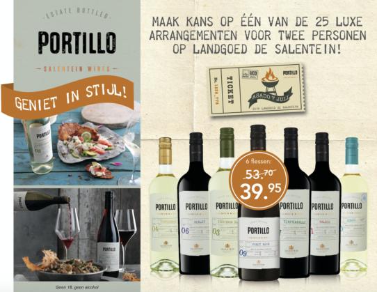 100%NL Magazine Portillo