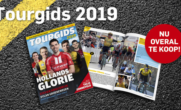 Lees alles over de Tour van 2019!