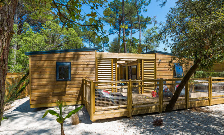 Luxe kamperen in het zonnige zuiden van Frankrijk