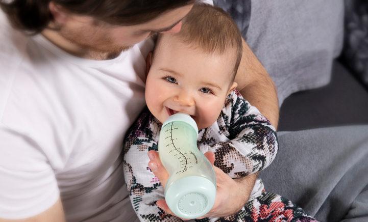 Mama's en papa's opgelet! Difrax komt met nieuwe duurzame babyfles.