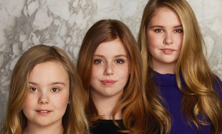WIE IS WIE: Amalia lijkt exact op haar oma Beatrix!