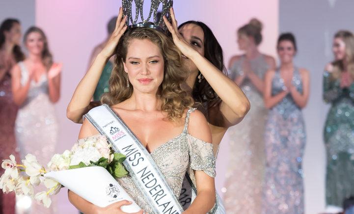 Deze prachtige dame is gekroond tot Miss Nederland 2019!