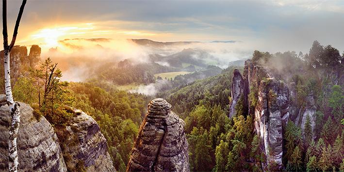 WAUW: Ontdek de prachtige natuur in Duitsland!