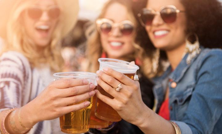 De ideale vrouw drinkt bier, en dít is waarom!