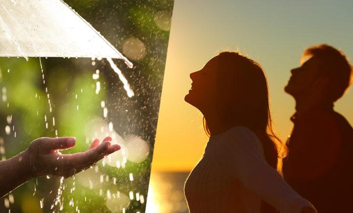 Kou en regen in augustus máár extreme hitte verwacht in september!