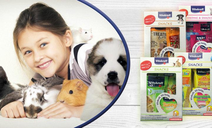 WIN: een verwenbox voor jouw huisdier van Vitakraft!