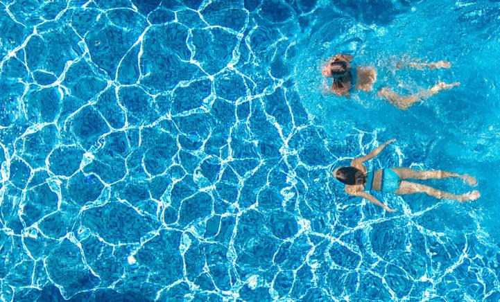 Zó ziet het grootste zwembad ter wereld er uit!