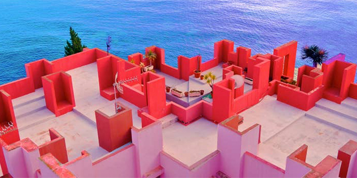 MEISJESDROOM: een roze appartement dichtbij Alicante!