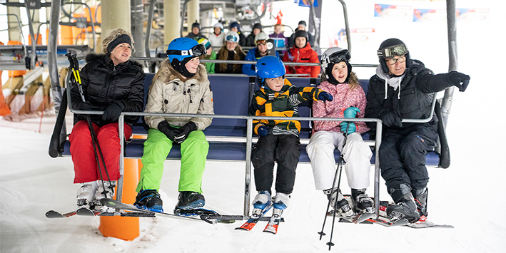 UITJE: een weekendje wintersport in eigen land!