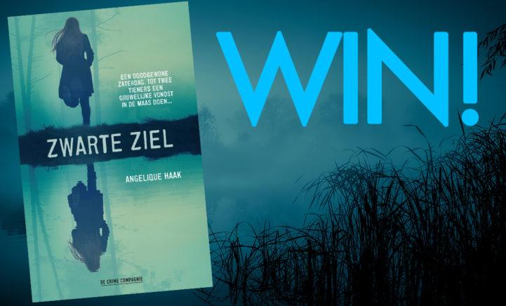 WIN: de thriller Zwarte Ziel van Angelique Haak!