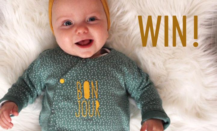 WIN: een setje naar keuze uit de Newborn collectie van Bampidano!