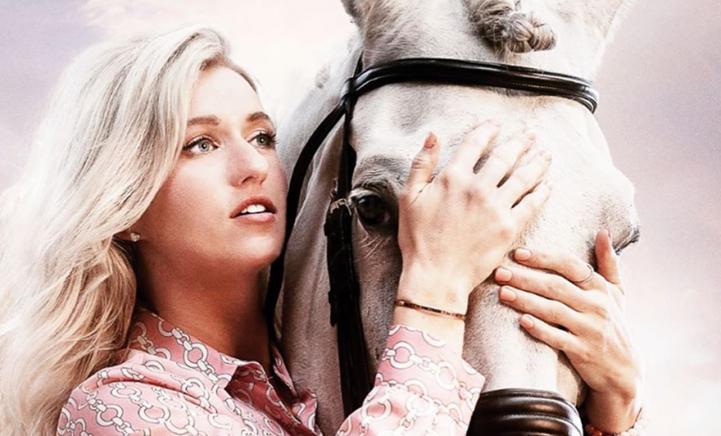 Britt Dekker schittert in nieuwe paardenfilm Whitestar!