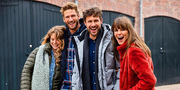 Sla je slag: de mooiste jeans en alle jassen nu met flinke korting!