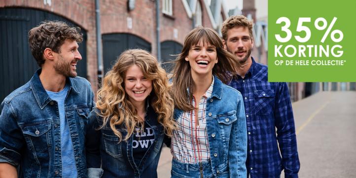 100%NL Magazine Jeans Centre