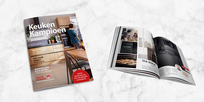 HEBBEN: het nieuwe inspiratie-magazine van Keuken Kampioen!