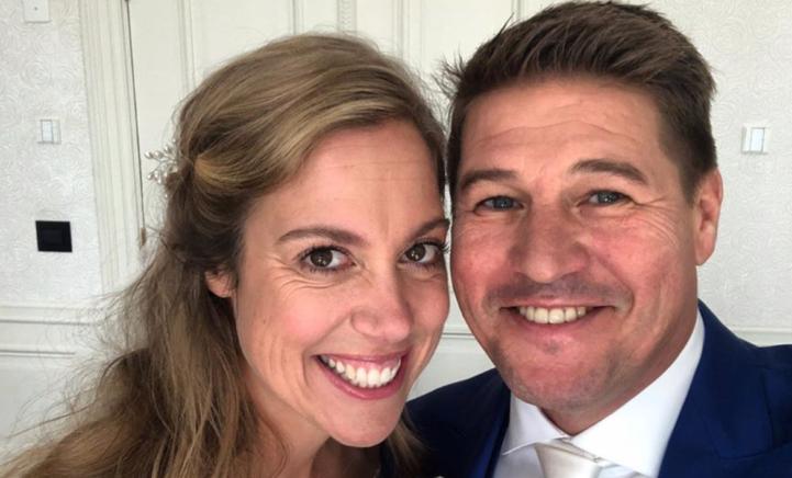 MOOI: Martijn Krabbé deelt prachtige trouwfoto's!