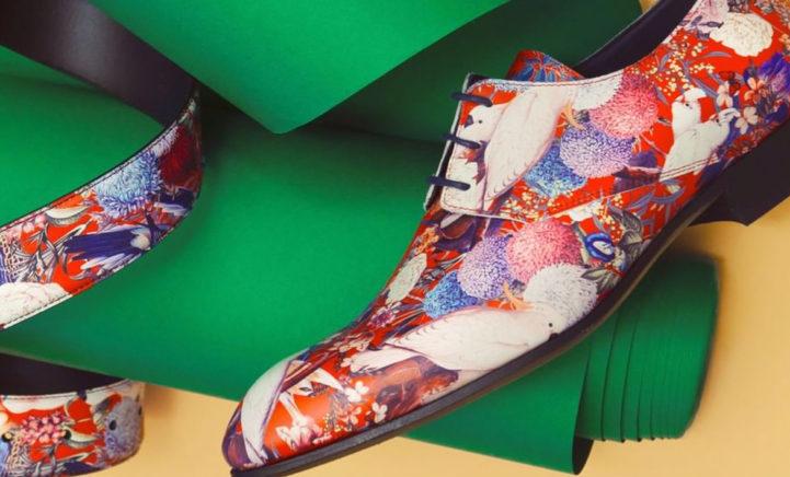 Het bijzondere verhaal achter de meest flamboyante schoenen van Nederland!