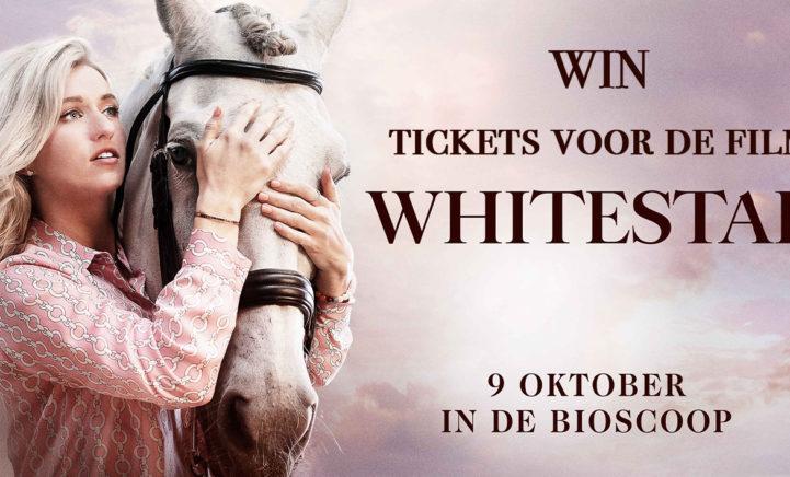 WIN: Tickets voor de familiefilm Whitestar!
