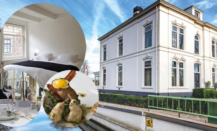 Ga culinair genieten in Michelinster restaurant Kaatje bij de Sluis!