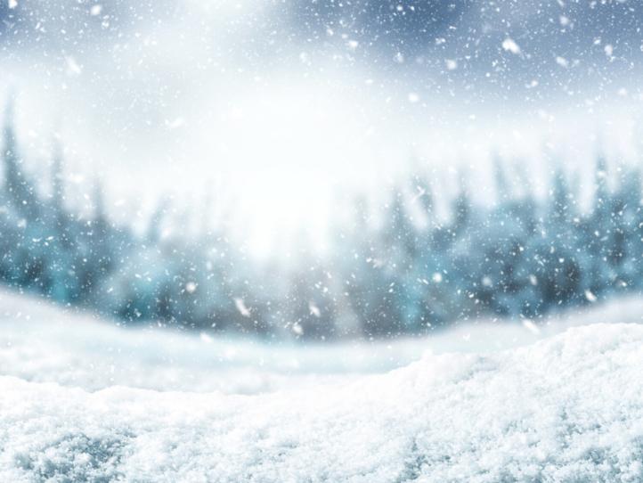 O NEE! Vrijdag is er kans op sneeuw
