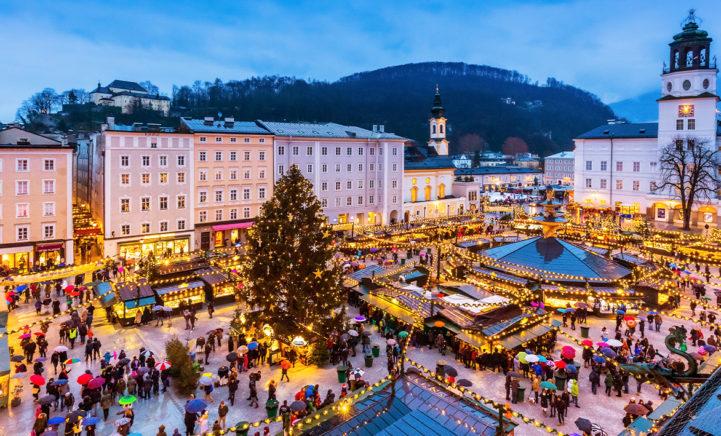 DROOMBAAN: Bezoek kerstmarkten en krijg dik betaald!